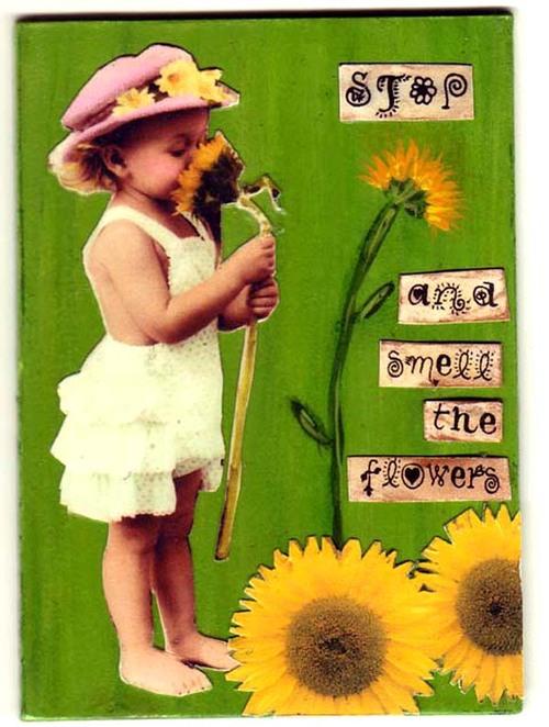 Smelltheflowers